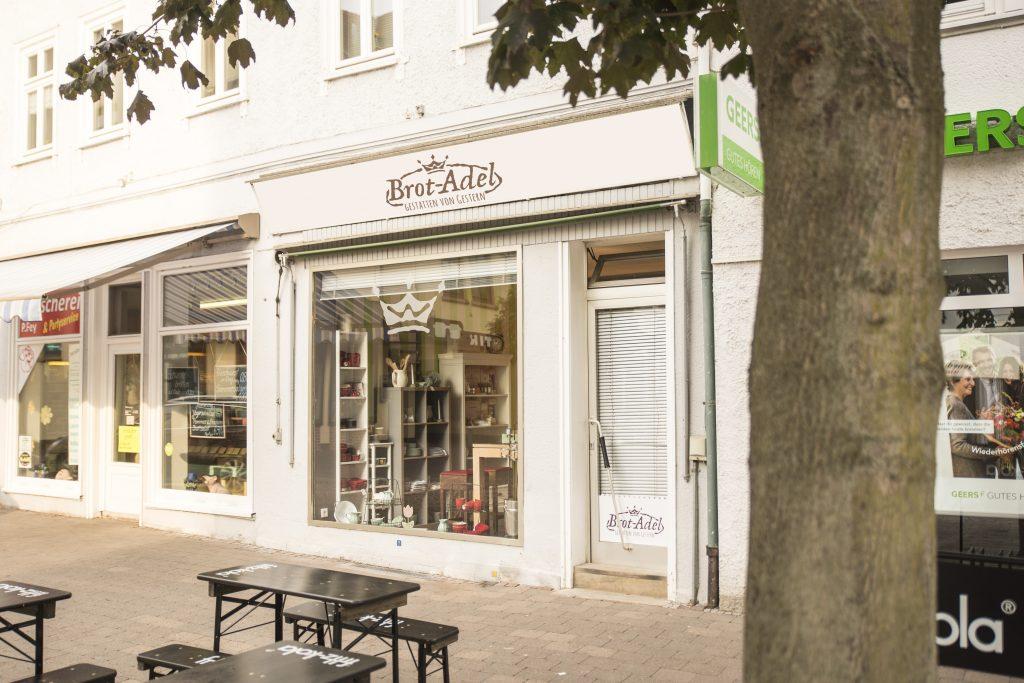 Brot-Adel, Eschwege, Stad 3